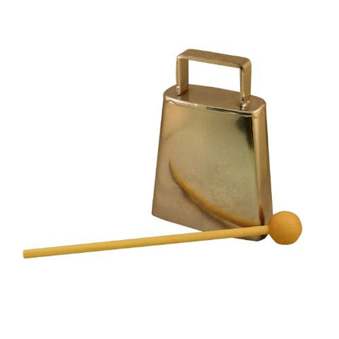Suzuki Musical Instrument Corporation CB-100 Cowbell with Mallet