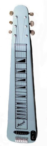 Joe Morrell Basic Lap Steel Model, Sea Foam Green