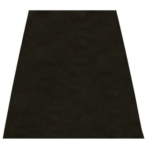 Black Drum Mat 6 Ft X 5 Ft X 1/8 Inch