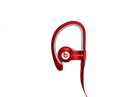 Powerbeats2 Wired In-Ear Headphone-Red