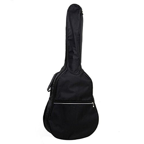 108cm Water-proof Durable Folk Acoustic Guitar Gig Bag Protective Case 108cm Cover For Guitar Padding Canvas