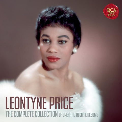 Leontyne Price - The Complete Album Collection of Opera Arias and Duets