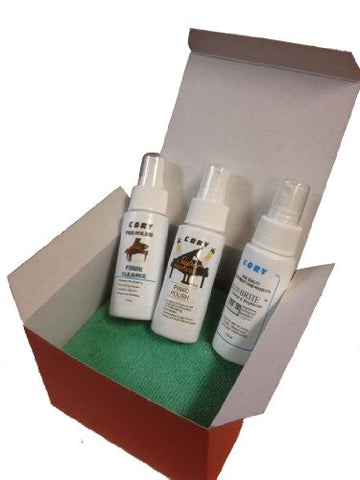 Piano Cleaning and Polishing Gift Pack