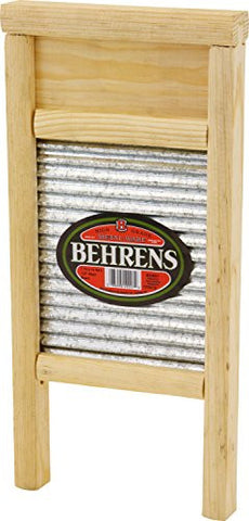 Bwbg7 Galvanized Washboard (Wbg7)