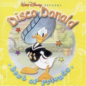 Disco Donald by Disney