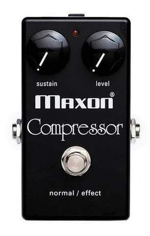 Maxon CP101 Compressor Guitar Effects Pedal