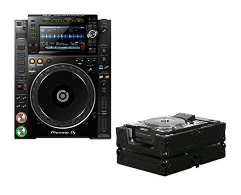 Pioneer CDJ-2000NXS2 + Odyssey Black Label Case