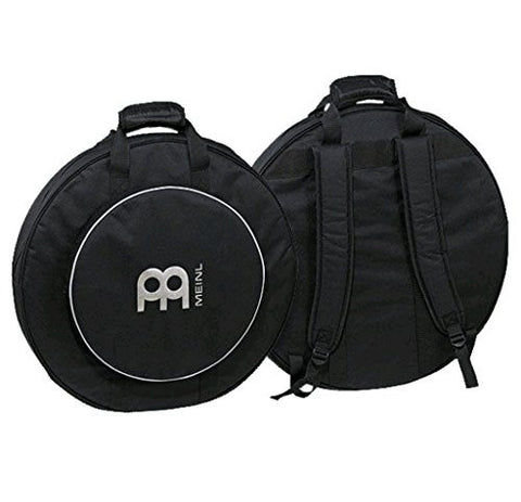 Meinl Percussion MCB22-BP Professional Cymbal Bag Backpack, Black