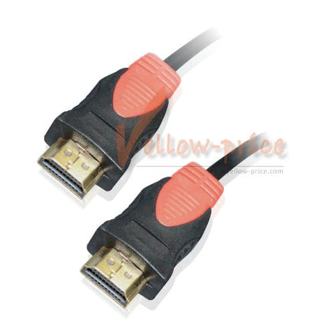 YellowKnife (TM) 50FT (15M) Gold plated HDMI M/M Cable Version 1.4 1080P, PS3, Blu-Ray, Dvd, Xbox 360
