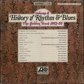 History of Rhythm & Blues - Volume 2 - The Golden Years 1953-55