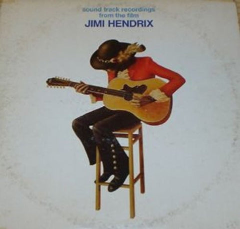 Sound Track Recordings From The Film Jimi Hendrix - reissue