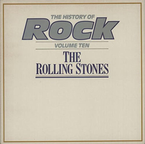 The History Of Rock Volume Ten