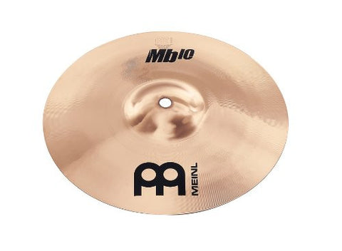 Meinl Cymbals MB10-8S-B 8-Inch Brilliant Finish Splash Cymbal (VIDEO)