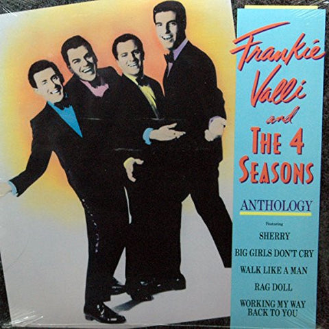 Anthology: Frankie Valli & the Four Seasons [Vinyl]