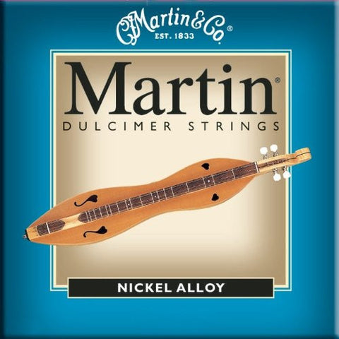 Martin Set of 4 Dulcimer Strings
