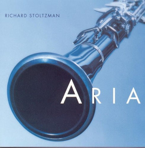 Aria by Stoltzman, Richard (1997) Audio CD