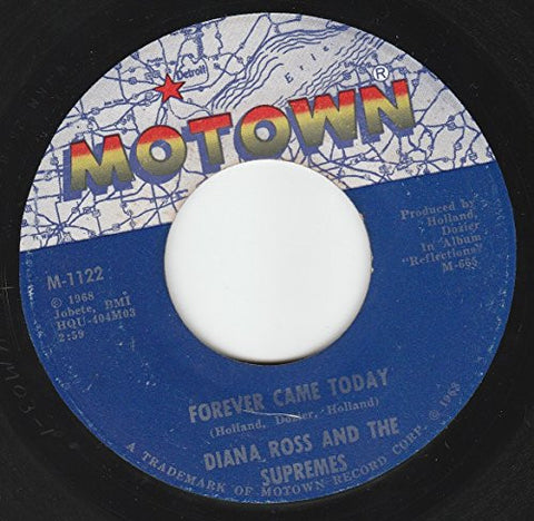 "45vinylrecord Forever Came Today/Time Changes Things (7""/45 rpm)"