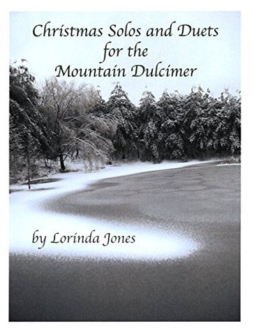 Lorinda Jones - Christmas Solos And Duets For The Mountain Dulcimer