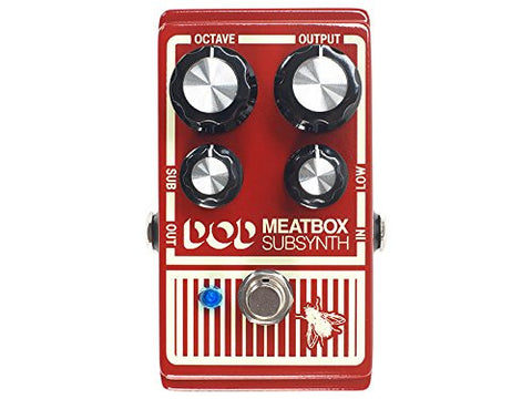 DOD Sub-Synth Pedal - Reissue
