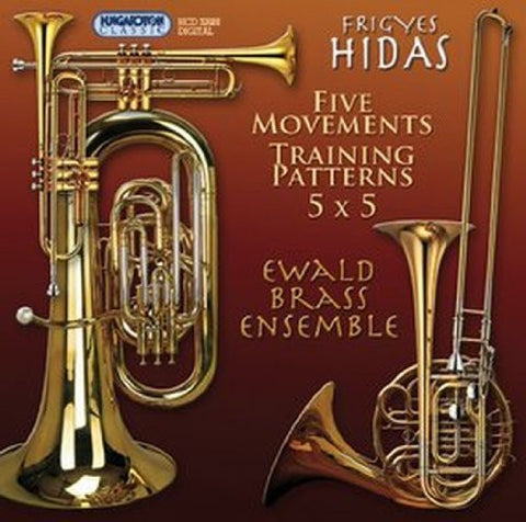 Training Patterns for Brass Ensemble by Hidas, F. (2011-10-25)