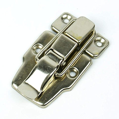 (F17) 1 Drawbolt Closure Latch for Guitar Case /musical cases ,6417 Nickel