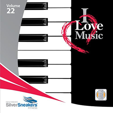 SIlver Sneakers Vol 22 - I LOve Music