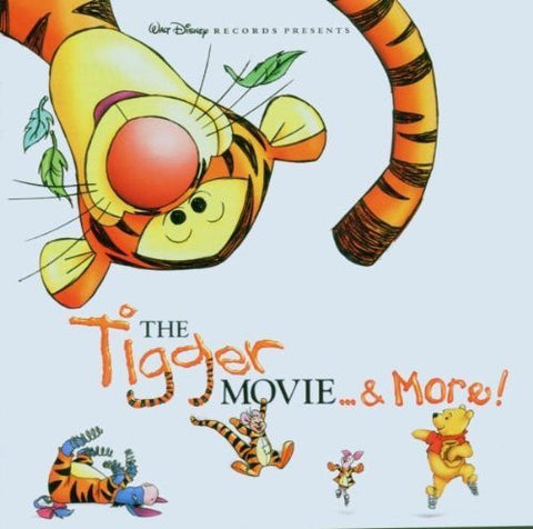 The Tigger Movie and More by MSI:WALT DISNEY