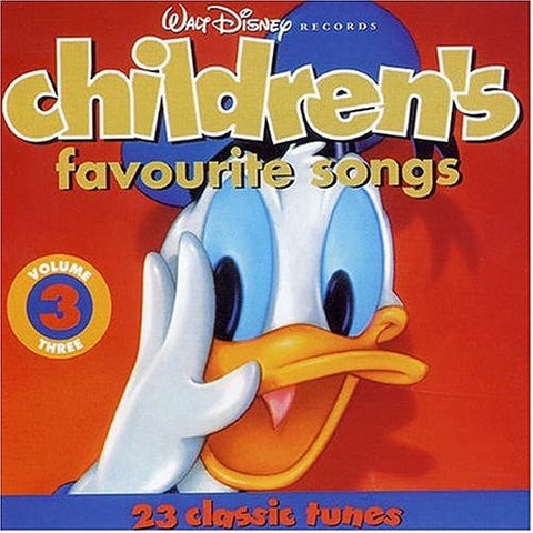 Disney Children's Favourite Songs