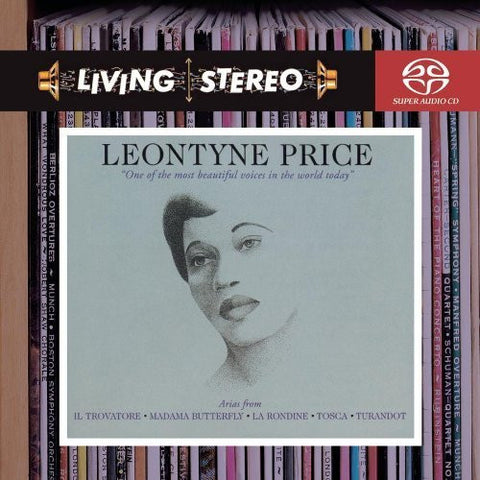 Leontyne Price- Arias by RCA / BMG