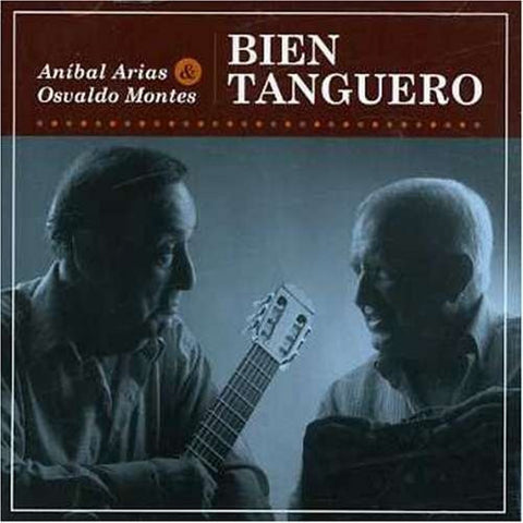 Bien Tanguero by Arias, Montes (2008) Audio CD