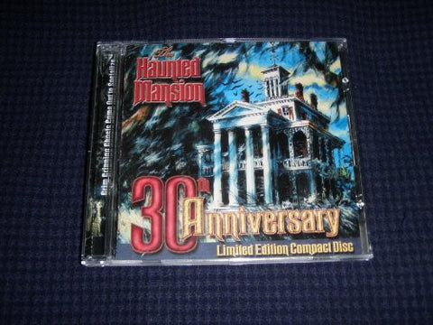 Haunted Mansion 30th Anniversary Limited Edition Compact Disc