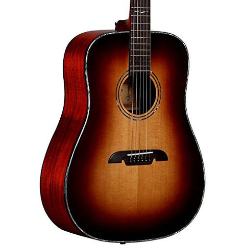 Alvarez 50th Anniversary ADA1965 Dreadnought Acoustic Guitar Sunburst