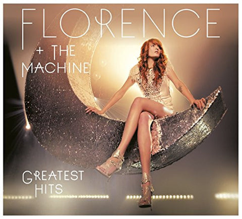 FLORENCE + THE MACHINE Greatest Hits 2CD set in Digipak