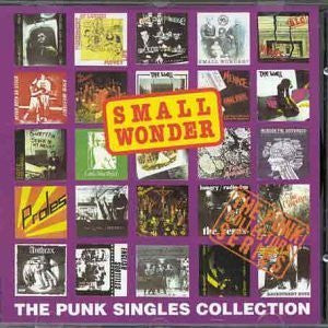 Small Wonder: The Punk Singles Collection by Various Artists (2002-07-01)