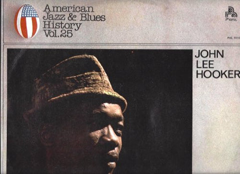 AMERICAN JAZZ & BLUES HISTORY VOL. 25/IMPORT/SPAIN/ LP