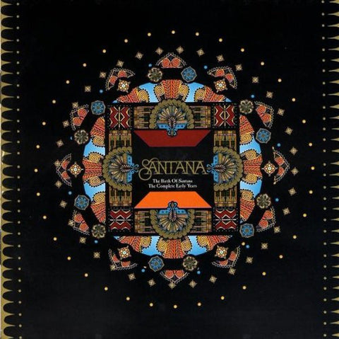 Birth of Santana: Complete Early Years
