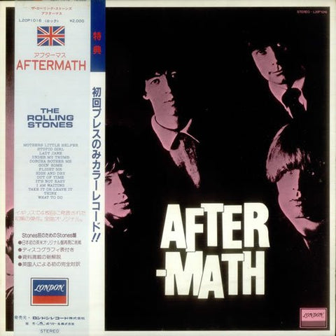 Aftermath - Blue Vinyl