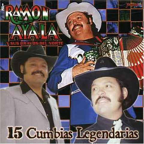 15 Cumbias Legendarias