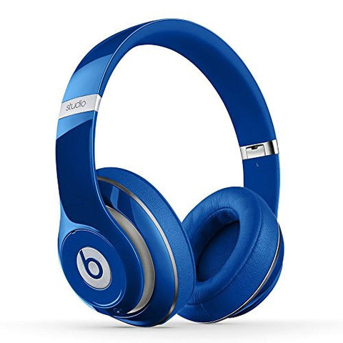 Beats By Dre Studio 2.0 Wired Headphones - Blue