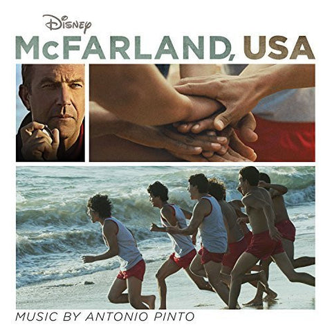 McFarland, USA by Walt Disney Records