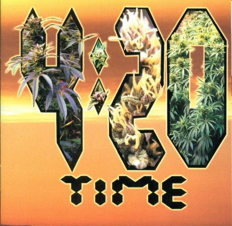 420 Time - 15 Songs About Ganja