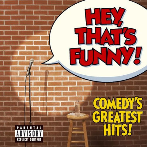 Hey That's Funny: Comedy's Greatest Hits