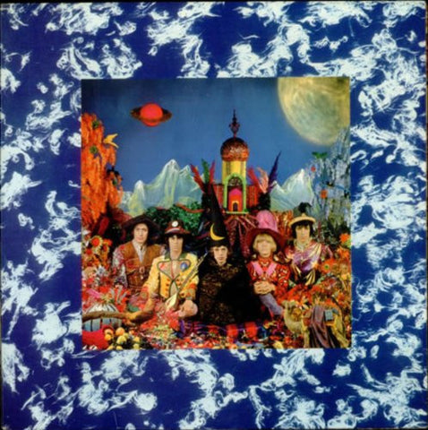Their Satanic Majesties - 2nd Issue, Stereo, Green Label