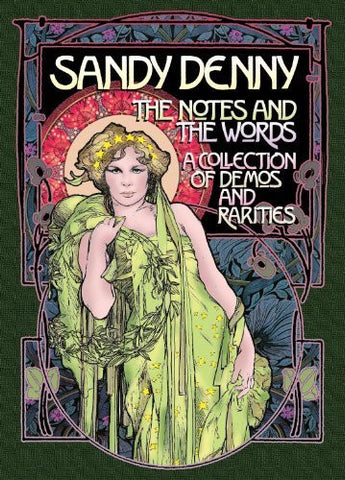 The Notes And The Words: A Collection of Demos And Rarities Box set, Import, Limited Edition Edition by Denny, Sandy (2012) Audio CD