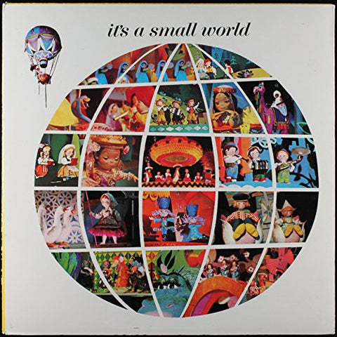 WALT DISNEY Presents At The New York World's Fair IT'S A SMALL WORLD