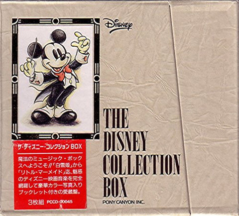 The Disney Collection Box (3-CD)