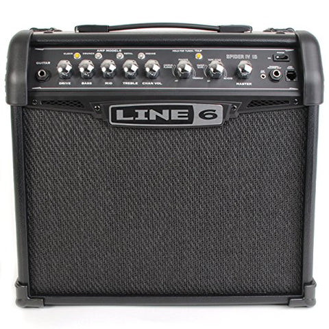 LINE6 SPIDER-IV-15 Electric Guitar Amps