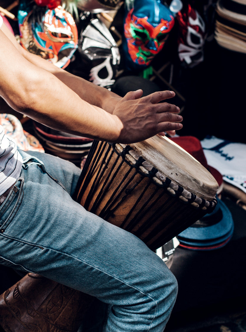 Folk & World Hand Drums