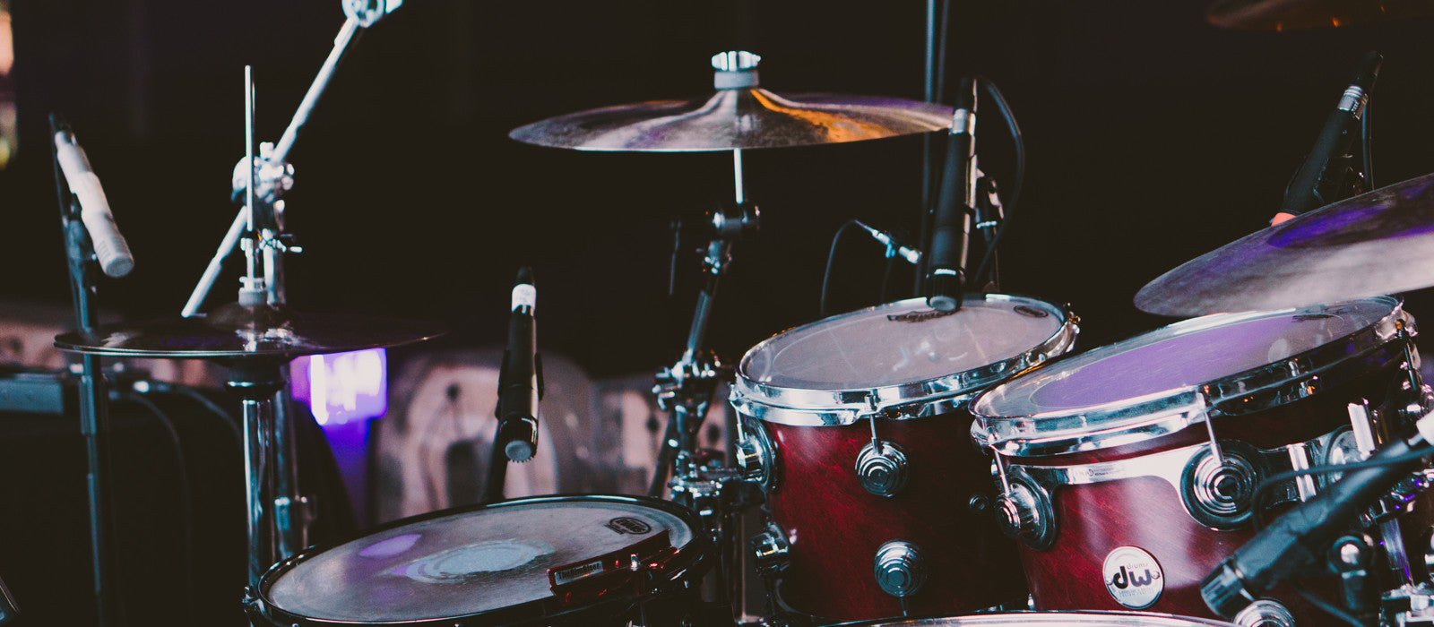 Drum Sets & Set Components