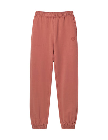 Organic Cotton Track Pant TerraCotta